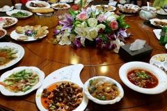 Celebratory dinner!