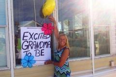 Grandma to be!