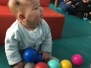 First time in soft play